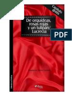 De Orquídeas, Rosas Rojas y Un Tulipán-l