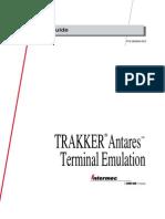 TRAKKER Antares Terminal Emulation