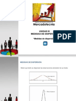 PRES8 Medidas de Dispersion