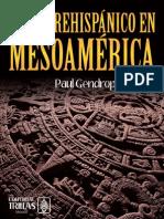 Libro Arte Prehispanico en Mesoamerica Paul Gendrop