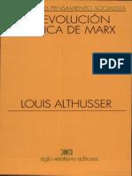 Althusser, Louis - La Revolucion Teorica de Marx