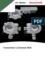 12652 Xnx Uni Transmitter Qsg 1998m0813 Man0881 Rev10 Es