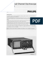 Philips PM3218 Specifications