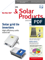 LED & Solar Products