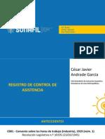 Presentacion Registro de Control
