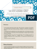 mepolizumab en asma eosinofilico severo