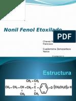 Nonil Fenol Etoxilado Expo
