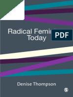 THOMPSON, Denise - Radical Feminism Today