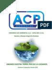 Brochure Consorcio - ACP AMBIENTAL