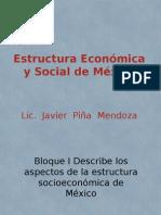 ESTRUCTURA SOCIOECONOMICA DE MÉXICO.ppt
