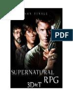 Supernatural 3D&T