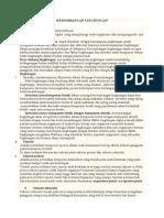 Materi Ipa Bab 3 Keseimbangan Lingkungan