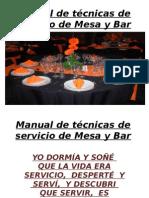 Presentacion Manual de Servicio