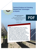 FAA Airport Solar Guide Print