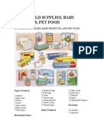 HOUSEHOLD SUPPLIES.docx