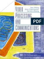 Video Processing and Communications 2001