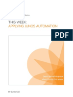 58571307 This Week Applying Junos Automation