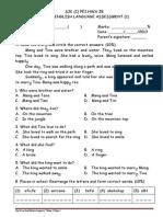 Bi Exam Sample Paper