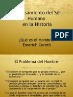 El Pensamiento Del Ser Humano en La Historia2012-1