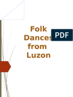 Traditional Philippines Folk Dances