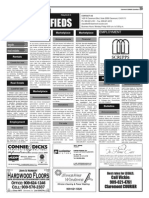 Claremont COURIER Classifieds 2-20-15