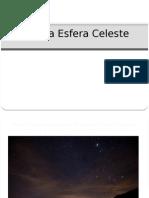 1.1 La Esfera Celeste