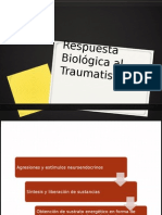 Respuesta Biologica al traumatismo