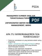 Manajemen Sumber Daya Air