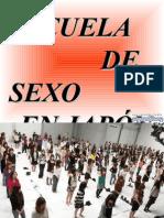 Escuela de Sexo en Japon