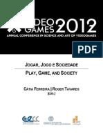Anuário Conferência (Jogar, Jogos e Arte)