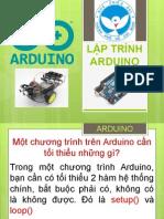 Lap Trinh Arduino