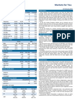 Markets for You- 19 February 2015