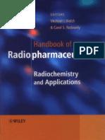 Michael J. Welch, Carol S. Redvanly - Handbook of Radiopharmaceuticals