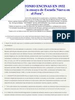 153511774 Jose Antonio Encinas en 1932 Escribio