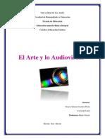 Formacion Estetica Audiovisual. Trabajo Individual