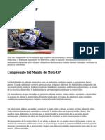 Mundial de Moto GP