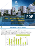 The Gera Pune Residential Realty Report