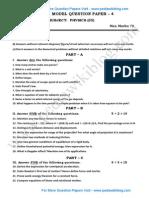 1st PU Physics Model QP 4.pdf