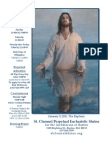 Church News Bulletin