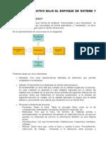 205948378 Proceso Operativo Bajo El Enfoque de Sistema y Diagnostico