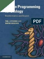 Bioinformatics For Biologists Pdf