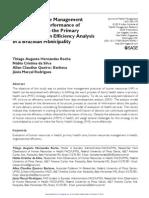 Journal of Health Management 2014 Rocha 365 79