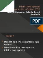 Infeksi Luka Operasi (ILO)