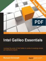 Intel Galileo Essentials-Sample Chapter
