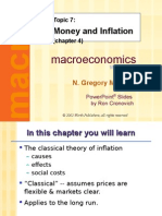 Money & Inflation