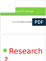 Research Design SSL