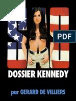 SAS 006 - Dossier Kennedy Gerard de Villiers
