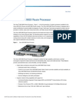 Cisco ASR 9900 Route Processor