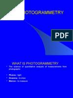 Ce 321 2 Photogrammetry 1
