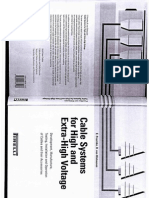 Books on Ehv Cable System by E.peschke and R. Vonolshausen (1)